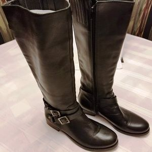 NWOB. Matise Leather Riding Boots Size 7